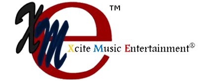 Xcite Music Entertainment® - Logo
